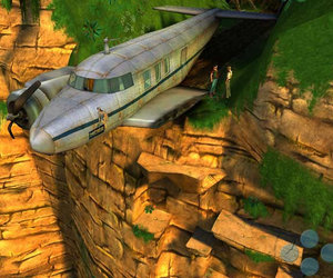 Broken Sword: The Sleeping Dragon Screenshots