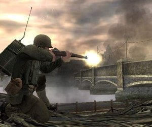 Call of Duty 3 Chat