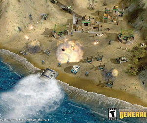 Command and Conquer: Generals Files