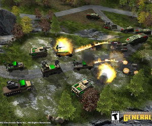 Command and Conquer: Generals Chat