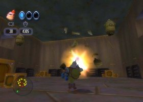 Disney's Chicken Little: Ace in Action Screenshot from Shacknews