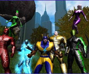 City of Heroes Good vs. Evil Combined Edition Screenshots