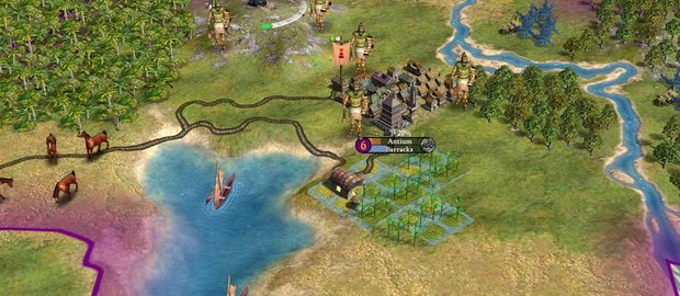 Civilization IV: Warlords News