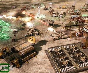Command & Conquer 3: Tiberium Wars Screenshots