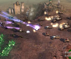 Command & Conquer 3: Tiberium Wars Chat