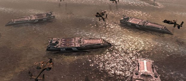 Command & Conquer 3: Tiberium Wars News