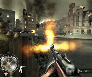 Call of Duty: Finest Hour Videos