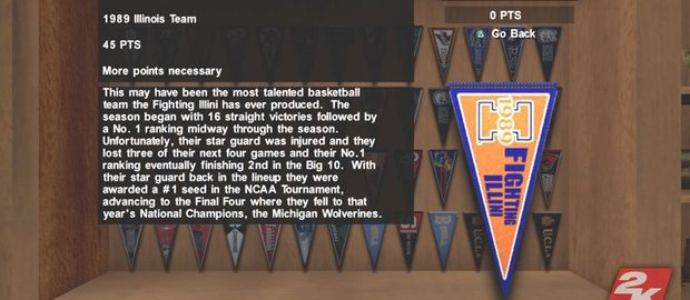 College Hoops 2K7 News