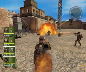 Conflict: Desert Storm II - Back to Baghdad Screenshots