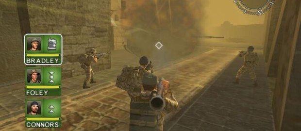 Conflict: Desert Storm News