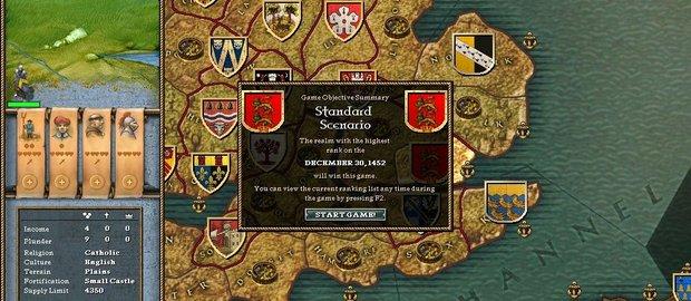 Crusader Kings News