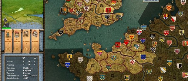 Crusader Kings News