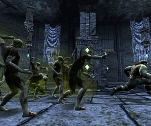 Dungeons & Dragons Online: Stormreach Screenshots