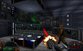 Star Wars: Dark Forces Screenshot from Shacknews
