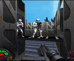 Dark Forces Screenshots