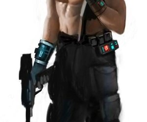 Dark Sector Screenshots