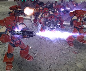 Warhammer 40,000: Dawn of War Chat