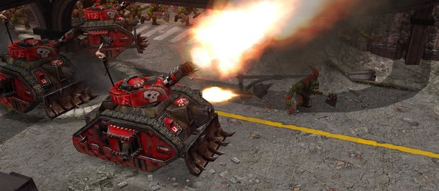 Warhammer 40,000: Dawn of War News
