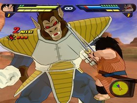 Dragon Ball Z Budokai: Tenkaichi 2 Screenshot from Shacknews