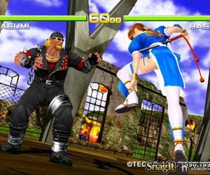 Dead or Alive 2 Screenshots