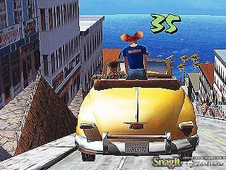 Crazy Taxi Screenshots