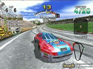Daytona USA Files