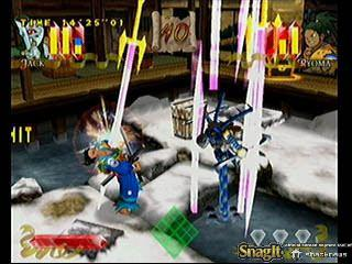 Power Stone Screenshots