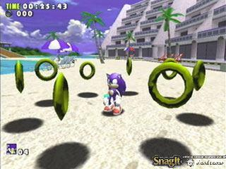 Sonic Adventure Chat