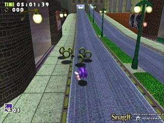 Sonic Adventure Screenshots