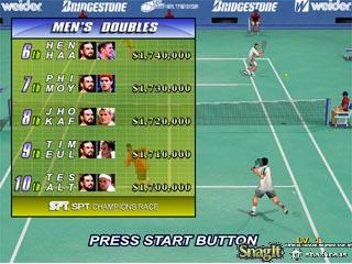 Tennis 2K2 Screenshots