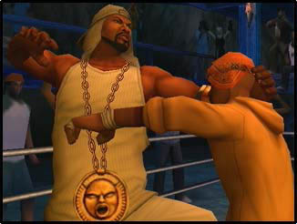 Def Jam Vendetta Screenshots