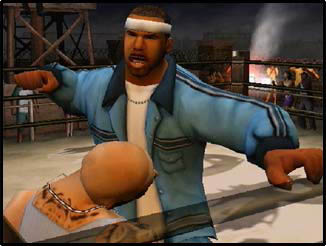 Def Jam Vendetta Files