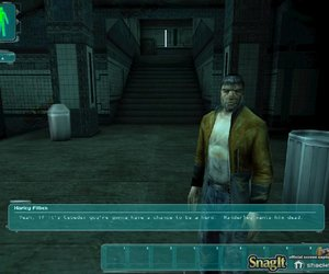 Deus Ex Screenshots