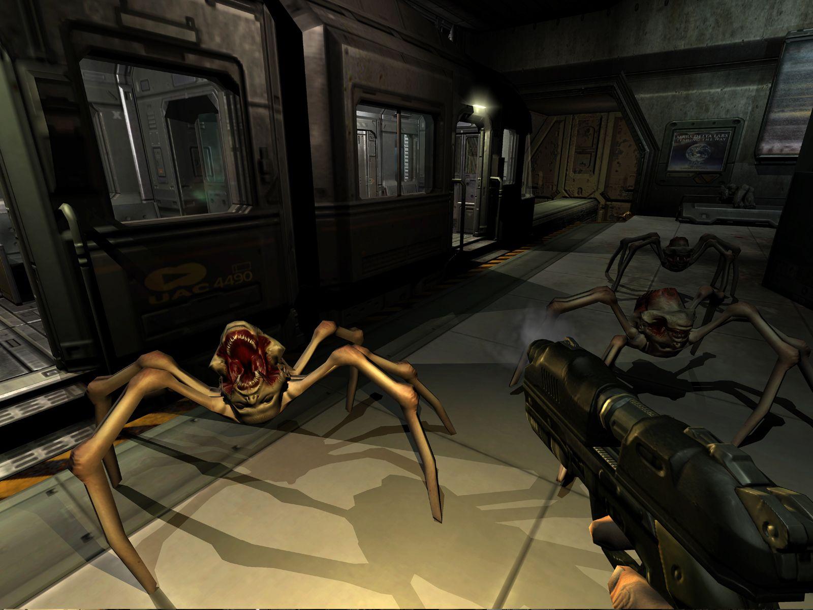 Doom 3 — Википедия