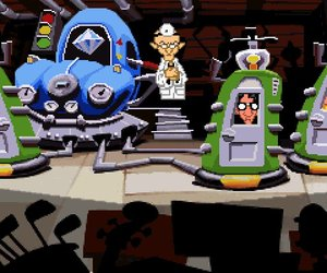 Day of the Tentacle Videos