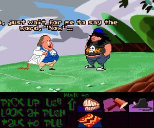 Day of the Tentacle Screenshots