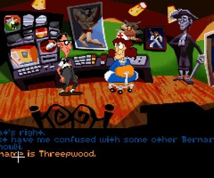 Day of the Tentacle Files