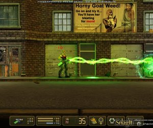 Duke Nukem: Manhattan Project Chat