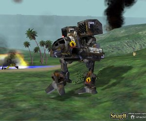 MechWarrior 4: Mercenaries Screenshots