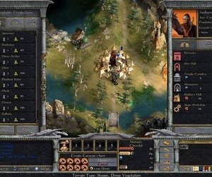 Age of Wonders: Shadow Magic Screenshots