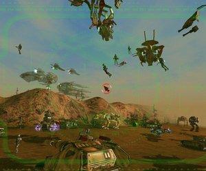 Earth 2160 Screenshots