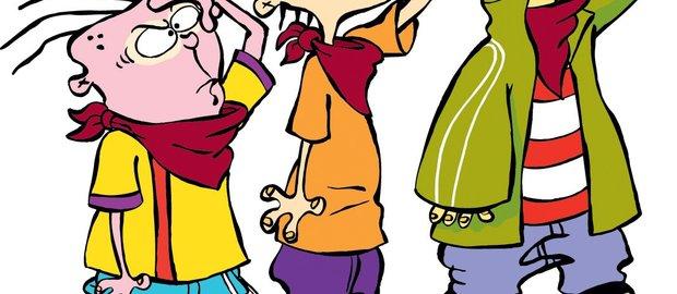 Ed, Edd, n Eddy: The Mis-Edventures News