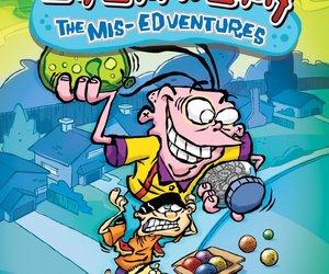 Ed, Edd, n Eddy: The Mis-Edventures Files