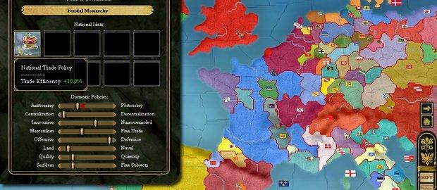 Europa Universalis III News