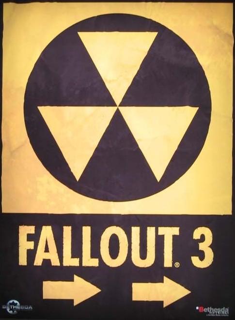 Мод для Fallout 3 Подземный город. Новое приключение в Fallout 3