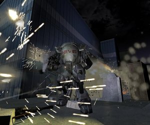 F.E.A.R. - Extraction Point Screenshots