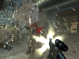 F.E.A.R. Screenshot from Shacknews