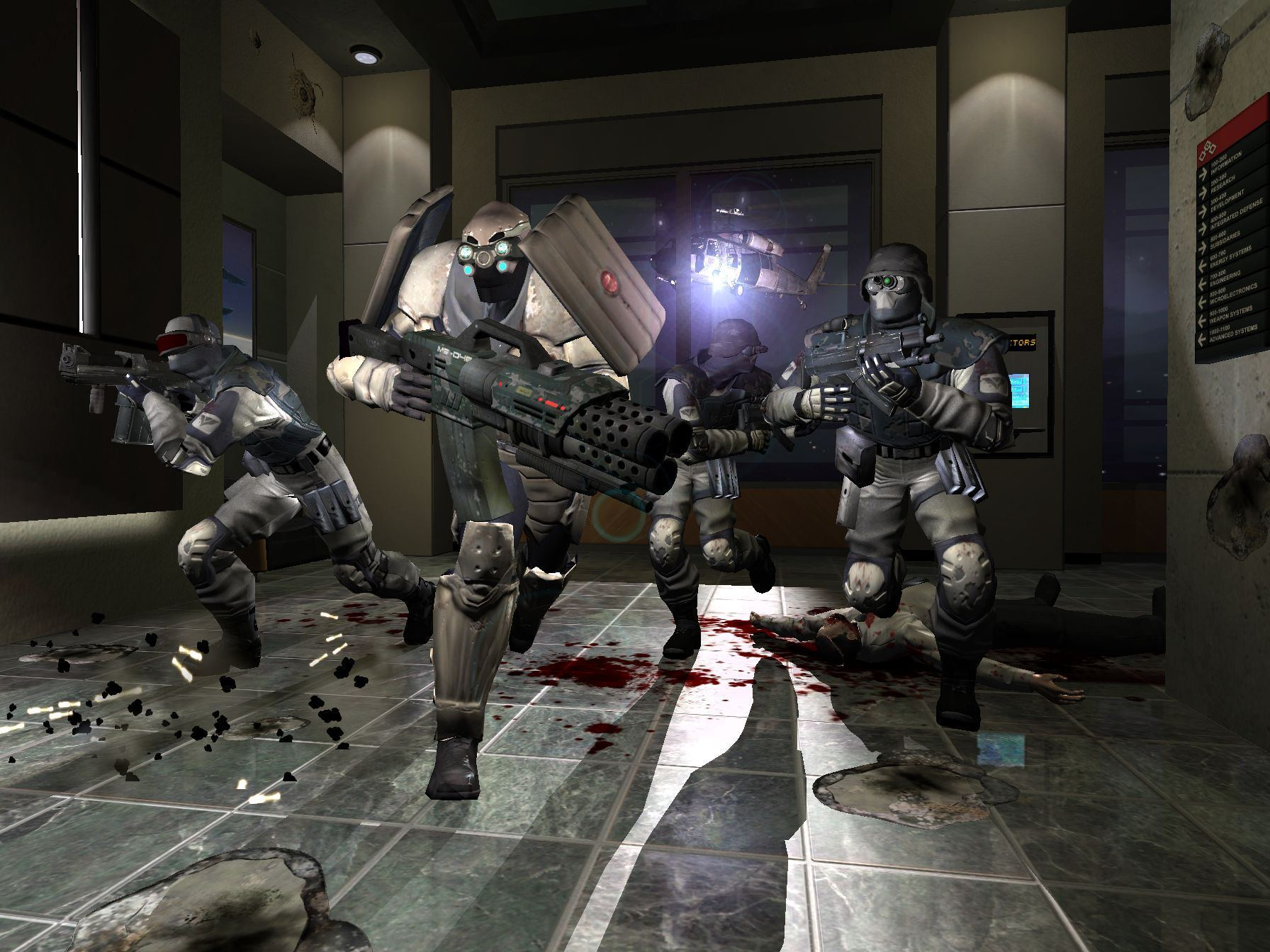 F.E.A.R. Screenshots - Video Game News, Videos, and File Downloads ...
