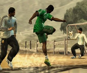 FIFA Street 2 Chat