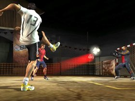 FIFA Street 2 Screenshot from Shacknews